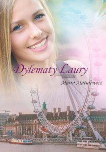 okładka książki Dylematy Laury