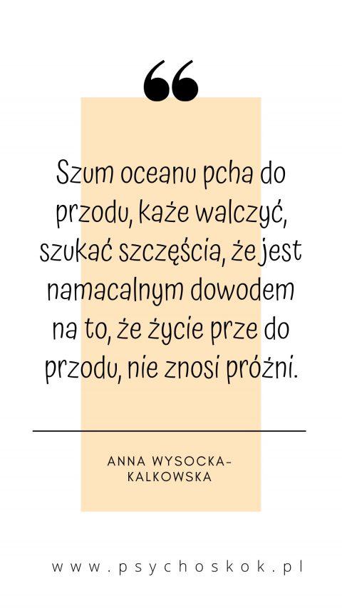 """Recenzje #127 - """"Gdyby ocean milczał"""" - cytat - Francuski przy kawie"""