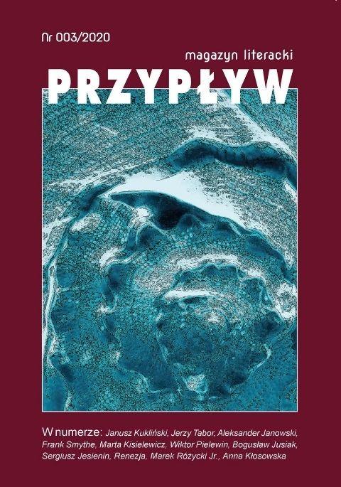 Przypływ. Magazyn literacki, nr 003/2020